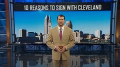 Joe Thomas' top 3 reasons to be a Brown