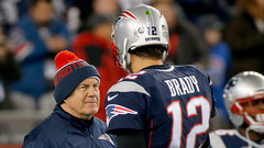 Law weighs in on Brady vs. Belichick importance