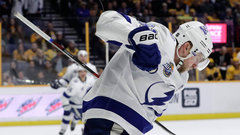NHL: Lightning 4, Predators 3 (OT)