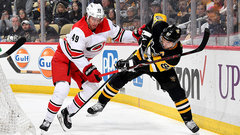 NHL: Hurricanes 1, Penguins 3
