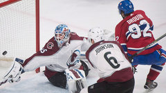 NHL: Avalanche 2, Canadiens 4