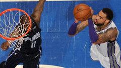 NBA: Kings 105, Magic 99