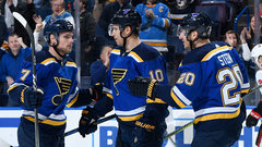 NHL: Senators 0, Blues 3