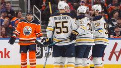 NHL: Sabres 5, Oilers 0