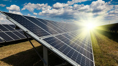 U.S. imposes steep duties on solar panels