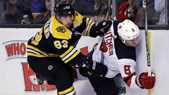 Button: Suspensions should be coming to Lewis, Marchand