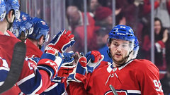 Button: Drouin capable of elevating his game to 'a whole different level'