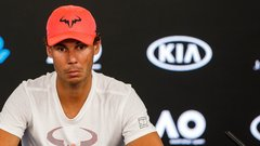 Nadal frustrated by injury-plagued career