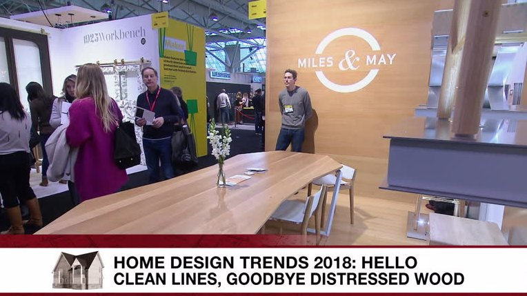 5 Hot Home Design Trends To Watch In 2018