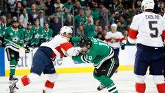 NHL: Panthers 1, Stars 6