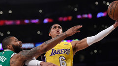 NBA: Celtics 107, Lakers 108
