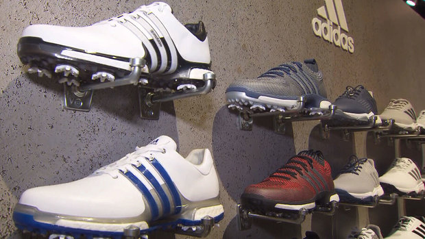 Adidas introduces new shoes that fit any kind of golfer