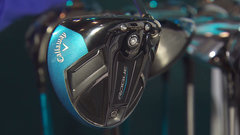 Callaway's new Rogue driver is already helping players on Tour