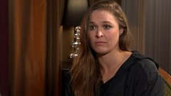 Rousey won't say she's retired from MMA