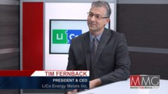 A true energy metal company: LiCo Energy Metals is positioned to find lithium and cobalt resources