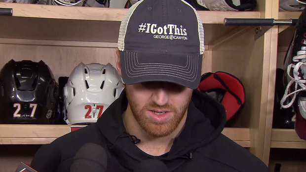Flames Ice Chips: Hamilton refuses to answer questions about his brother