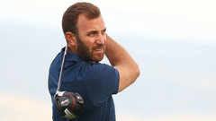 Dustin Johnson tests out new drivers