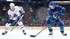 Leafs preaching defence against Boeser, Canucks depth