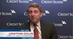Credit Suisse U.S. Equity Strategist Remain Optimism On Wall Street
