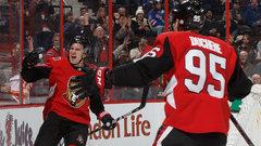 Duchene, Stone, Karlsson leading charge for Senators