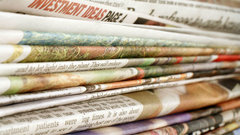 Canadian newsprint braces for U.S. duties