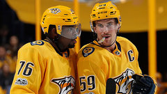With Norris buzz building, Predators have nothing but praise for Subban