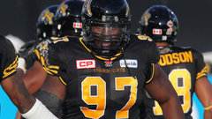Having veterans Laurent and Dean back a good fit for Ticats