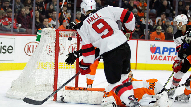StatsCentre: Hall's case for the Hart Trophy