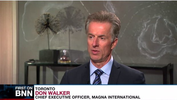 NAFTA's end would be 'lose-lose-lose' for auto industry: Magna CEO