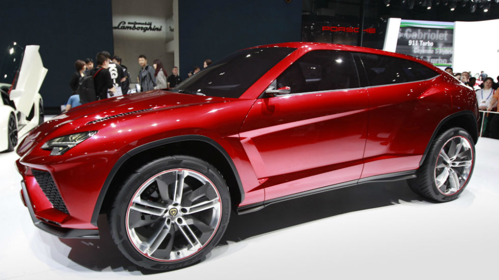 Lamborghini Enters Crowded Luxury Suv Market With Urus Canadian