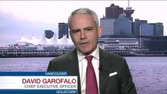 Goldcorp CEO wants more job automation in mining sector