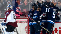 NHL: Avalanche 1, Jets 6