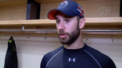 Talbot on Coyotes goal: 'There's just no consistency, I'm f***** sick of it'