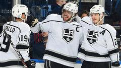 NHL: Kings 4, Sabres 2