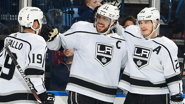 NHL: Kings 4, Sabres 2