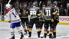 NHL: Canadiens 3, Golden Knights 6