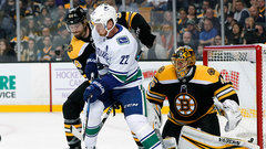 Slumping Canucks ready for red hot Bruins