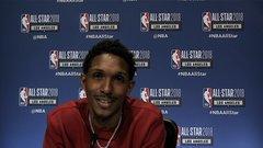 Williams calls Embiid best trash-talker in NBA