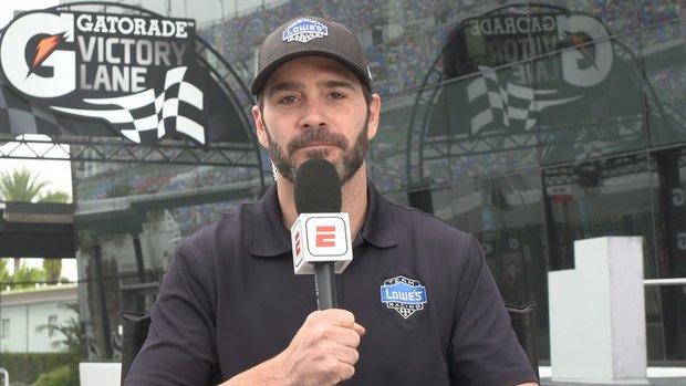 Johnson calls Daytona 'all or nothing race'