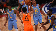 Murray, Simmons stand out in Rising Stars game
