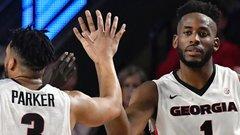 NCAA: (18) Tennessee 62, Georgia 73
