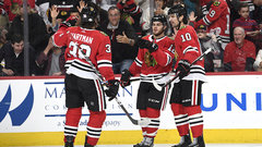 NHL: Capitals 1, Blackhawks 7