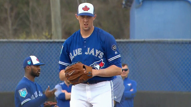 Do the Blue Jays have the best starting rotation in the AL East?