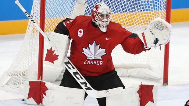 Button: Poulin kept Canada in contest against Korea