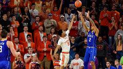 NCAA: (12) Duke 66, (11) Clemson 57
