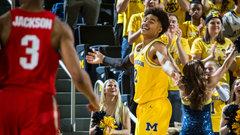 NCAA: (8) Ohio State 62, (22) Michigan 74