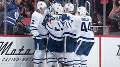 NHL: Maple Leafs 3, Red Wings 2