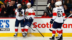 NHL: Panthers 6, Flames 3