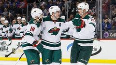 NHL: Wild 5, Islanders 3