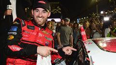 Dillon celebrates Daytona 500 win with tattoo on his backside
